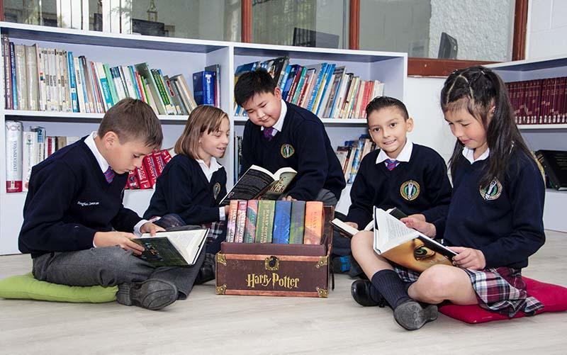 Biblioteca SEK - Ecuador